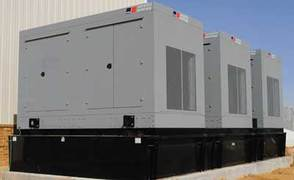 Standby Generators for all of your power needs.